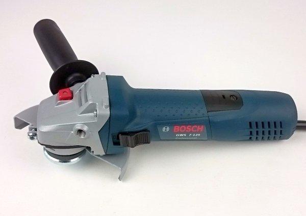 Der Bosch GWS 7-125 Professional Winkelschleifer